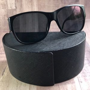 😎 Authentic Prada Wayfarer Sunglasses Certified